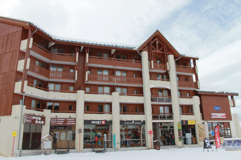 Outside view Location Apartment 2129 La Plagne