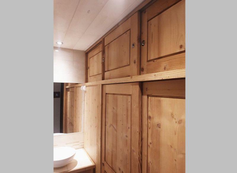 bathroom Location Studio apartment 2130 La Plagne