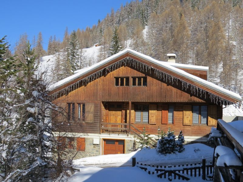 Outside view Location Chalet 2148 La Plagne