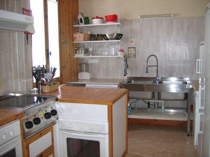 Sep. kitchen Location Chalet 2148 La Plagne