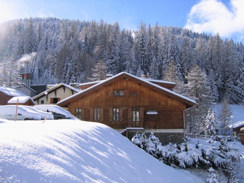 Outside view Location Chalet 2148 La Plagne