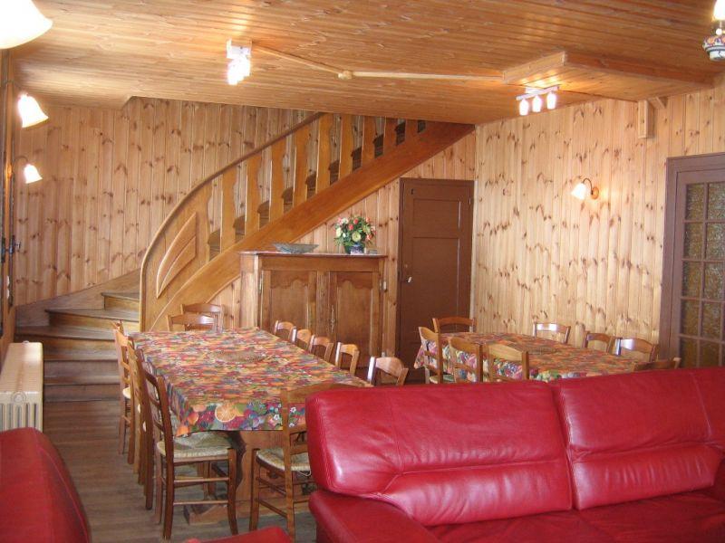 Living room Location Chalet 2148 La Plagne