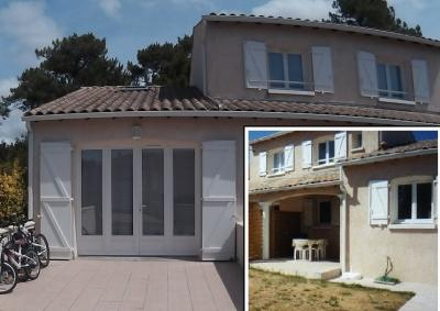 Location Villa 21626 La Palmyre