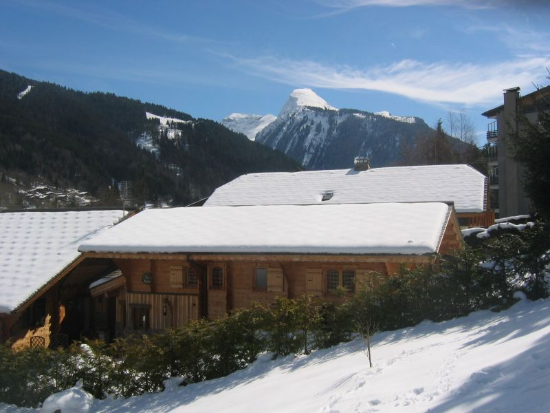 Outside view Location Chalet 21894 Morzine