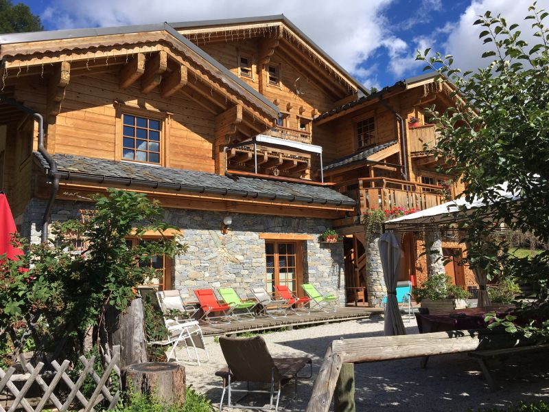 Outside view Location Chalet 2248 La Plagne