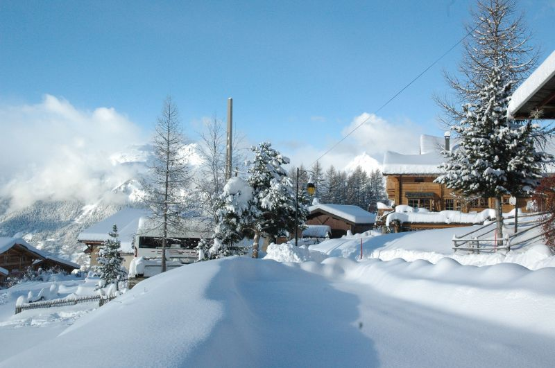 Surroundings Location Chalet 2248 La Plagne
