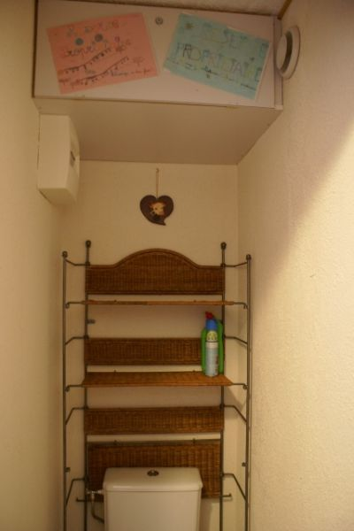 Sep. WC Location Studio apartment 2252 La Plagne