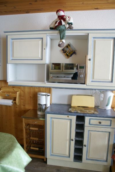 Sep. kitchen Location Studio apartment 2252 La Plagne