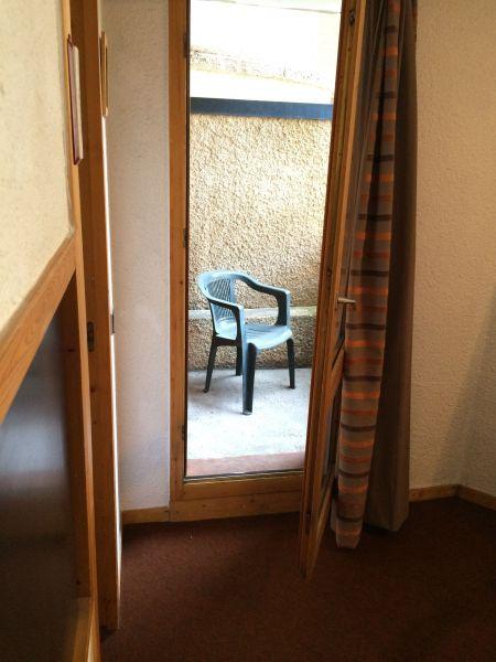 View from the balcony Location Apartment 2265 La Plagne