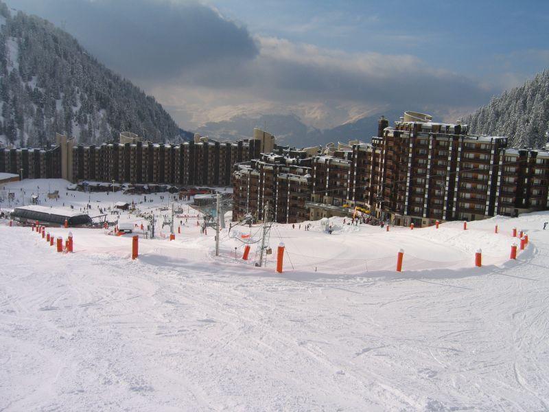 Surroundings Location Apartment 2265 La Plagne