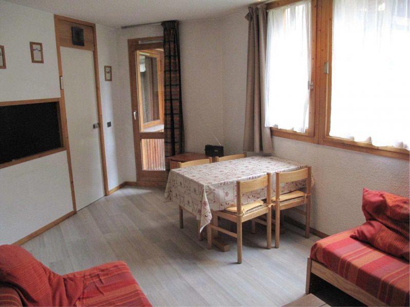 Living room Location Apartment 2265 La Plagne