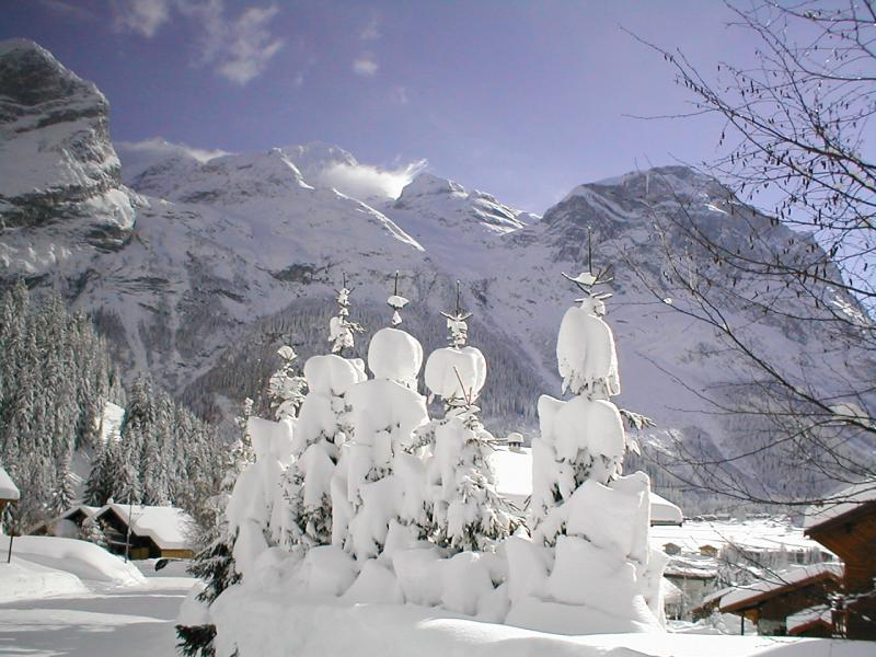 Other view Location Self-catering property 2290 Pralognan la Vanoise