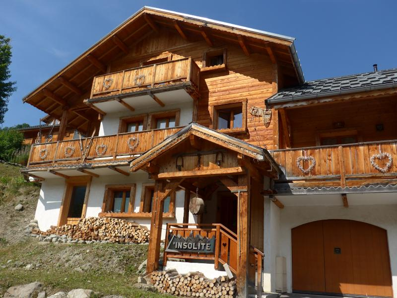 Outside view Location Chalet 23134 Valloire