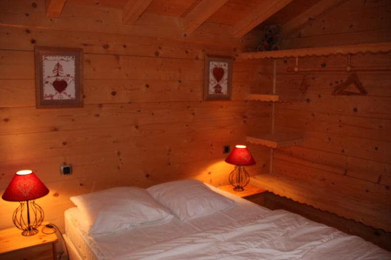 bedroom 4 Location Chalet 2379 Praz de Lys Sommand