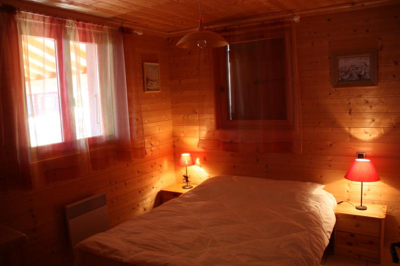 bedroom 1 Location Chalet 2379 Praz de Lys Sommand
