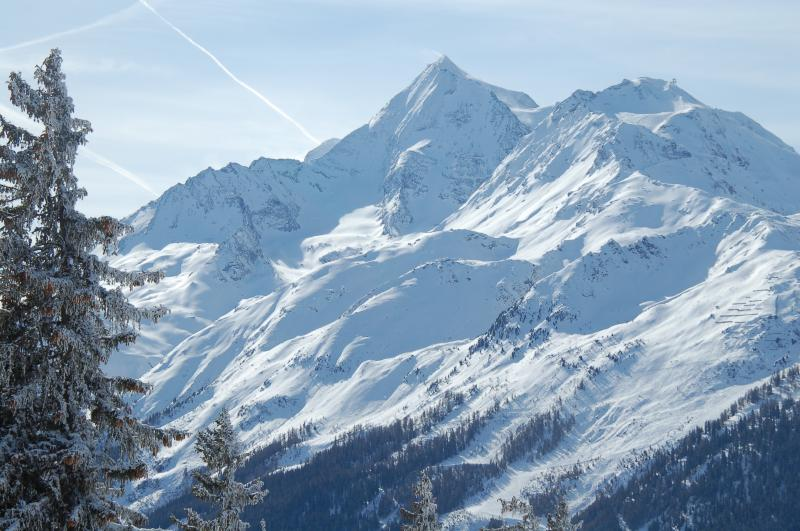 View from the property Location Studio apartment 2464 La Rosière 1850