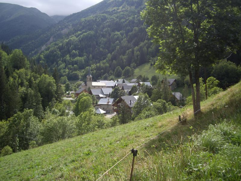 Surroundings Location Chalet 2501 Saint Jean d'Arves