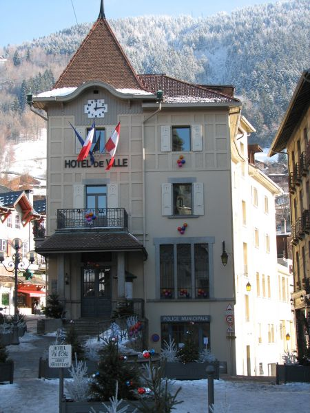 Location Apartment 2561 Saint Gervais Mont-Blanc