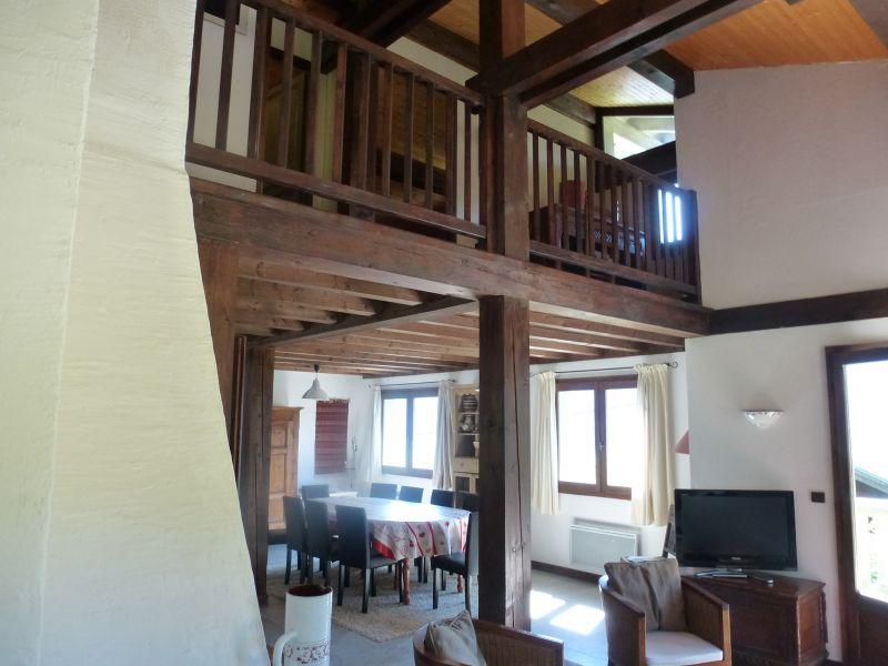 Sitting room Location Chalet 2585 Saint Gervais Mont-Blanc