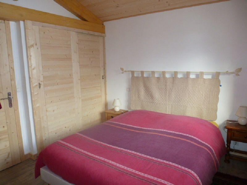 bedroom 1 Location Chalet 2585 Saint Gervais Mont-Blanc