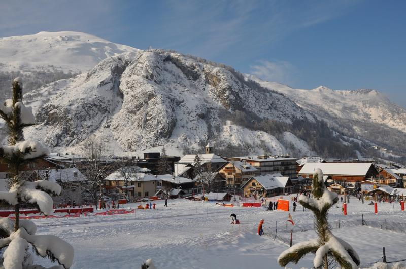 View from the property Location Apartment 26150 Valloire
