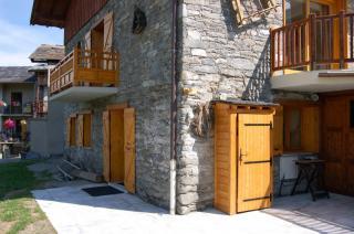 Outside view Location Apartment 2664 Les Menuires