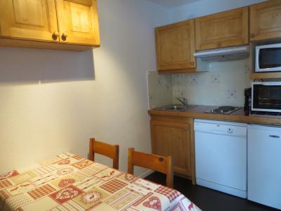 Kitchenette Location One-room studio flat 26861 Les Menuires
