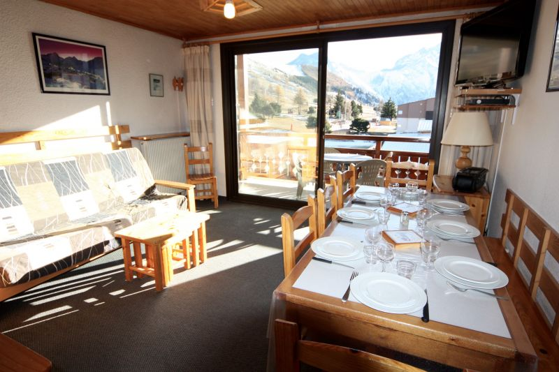 Living room Location Apartment 26960 Les 2 Alpes
