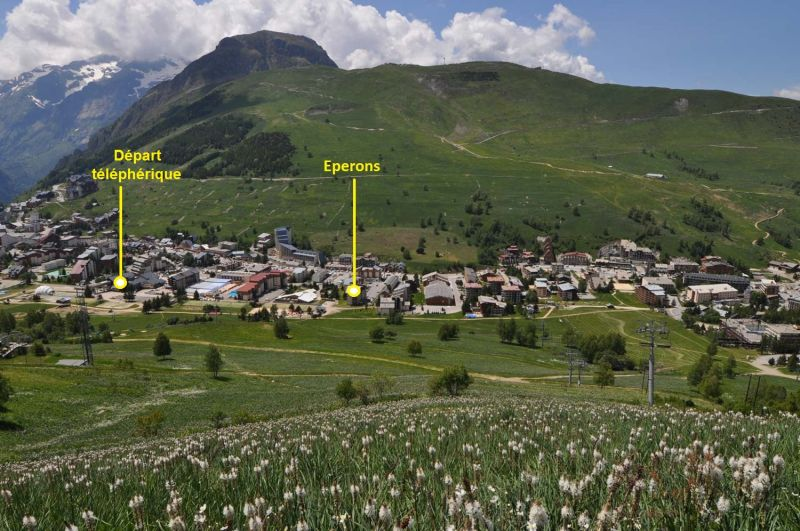 Other view Location Apartment 26960 Les 2 Alpes