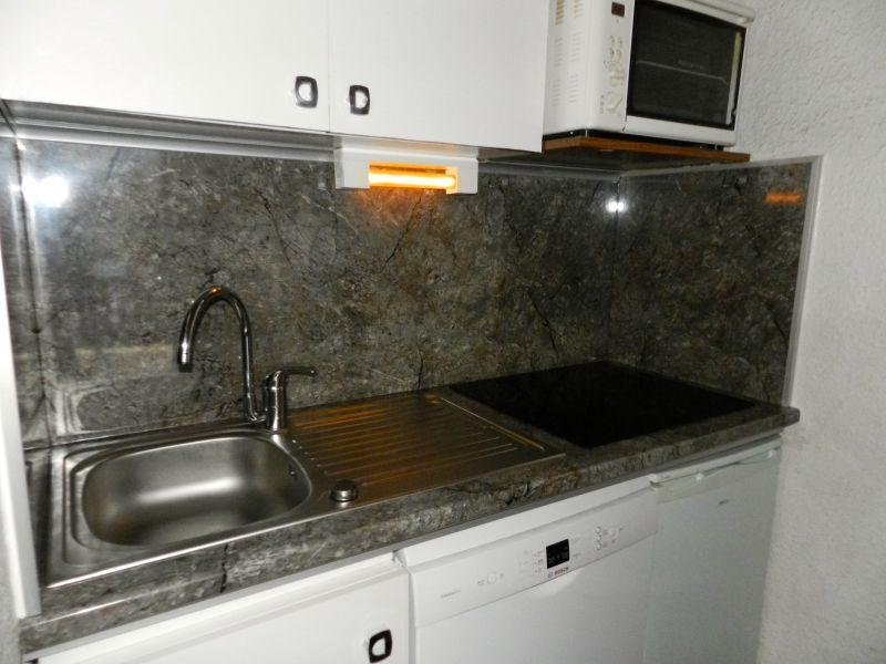 Kitchenette Location Apartment 26960 Les 2 Alpes