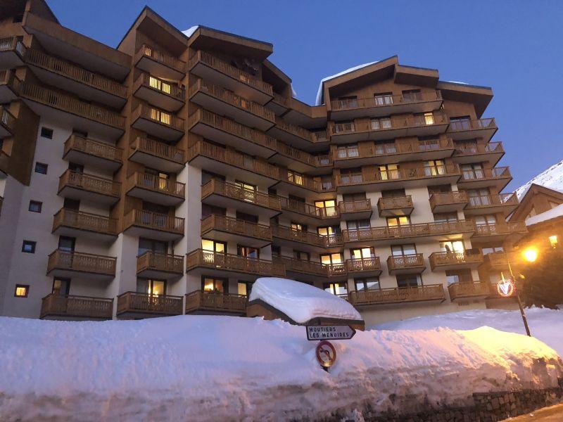 Location Studio apartment 27030 Val Thorens