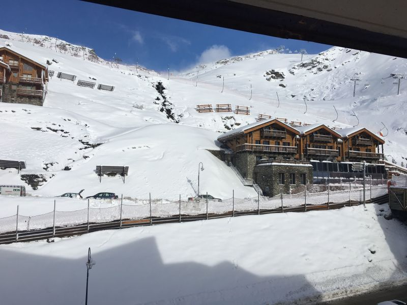 View from the property Location Studio apartment 27030 Val Thorens