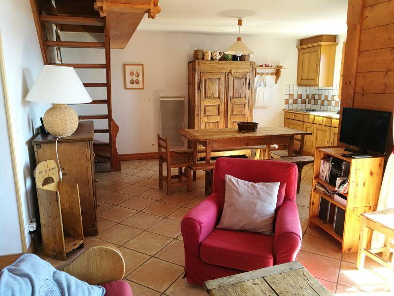 Living room Location Apartment 2736 Les Saisies