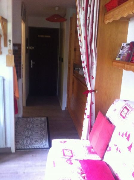 Corridor Location Studio apartment 27715 Les Carroz d'Araches