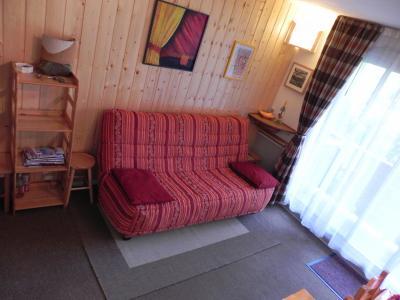 Living room Location Studio apartment 2795 Le Sauze