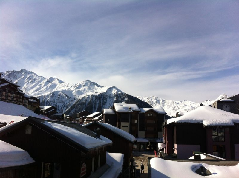 View from the balcony Location Apartment 28048 Peisey-Vallandry