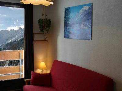 Sitting room Location Studio apartment 2807 Les Sept Laux