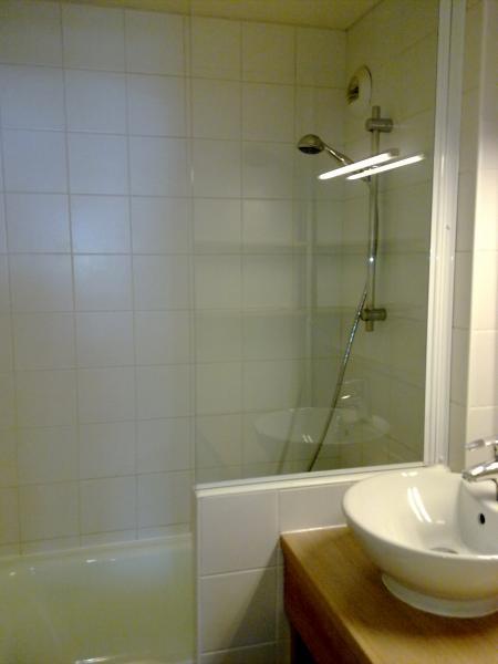 bathroom Location Studio apartment 28190 Val d'Isère