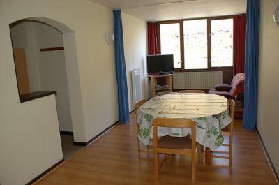 Living room Location Apartment 28715 La Mongie