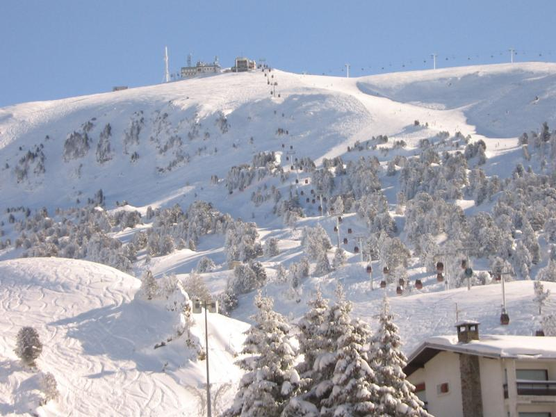 View from the balcony Location Apartment 28873 Chamrousse
