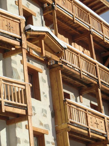 Outside view Location Apartment 28873 Chamrousse