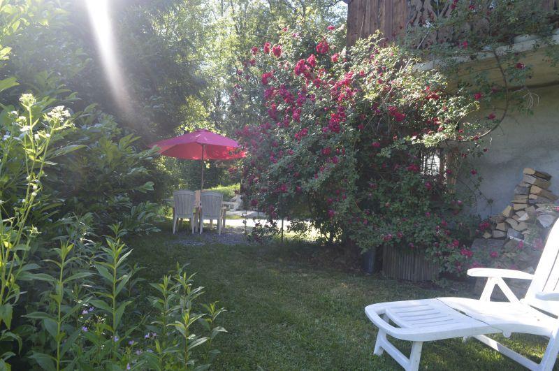 Garden Location Apartment 28936 Samoëns