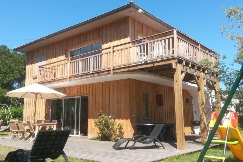 Outside view Location Villa 29456 Cap Ferret