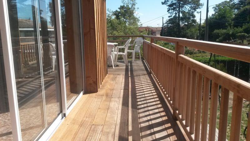 Balcony Location Villa 29456 Cap Ferret