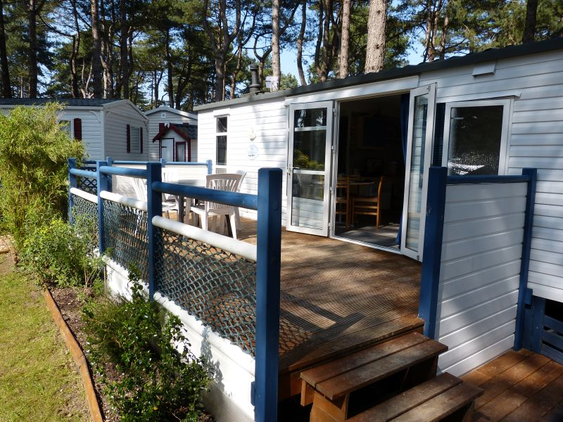 Outside view Location Mobile home 30323 Quend Plage