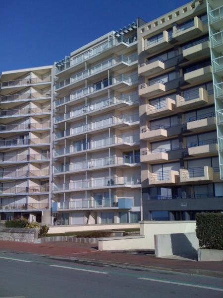 Outside view Location Studio apartment 30785 Le Touquet