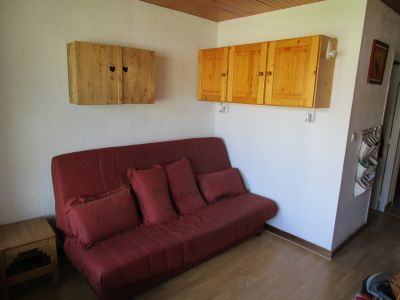Living Room Location One-room studio flat 3084 Tignes