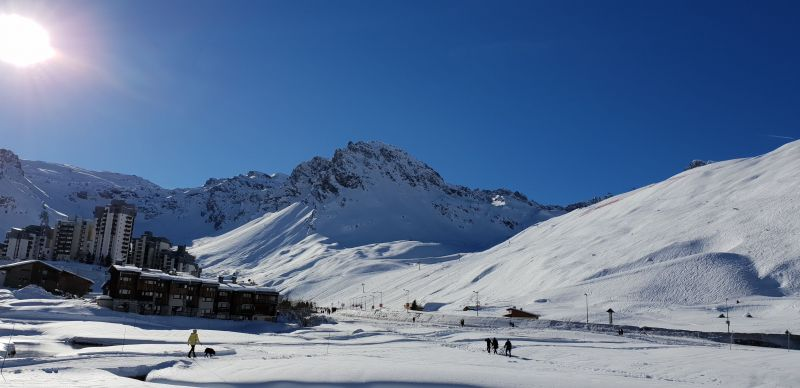 Other view Location Apartment 3085 Tignes