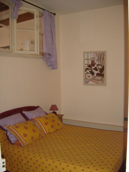 bedroom 1 Location Apartment 30857 Annecy