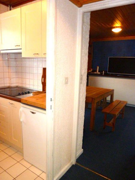 Corridor Location Apartment 3096 Tignes